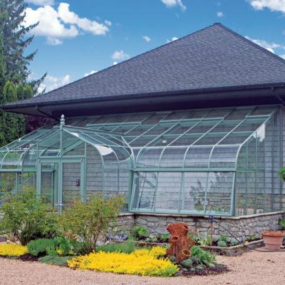 Hobbs greenhouse
