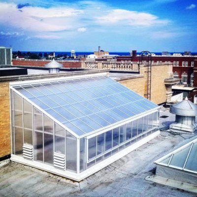 Commercial Greenhouses Warranty